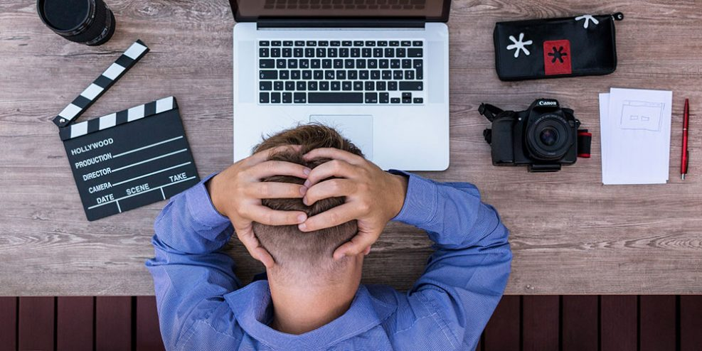 why your marketing isn't working