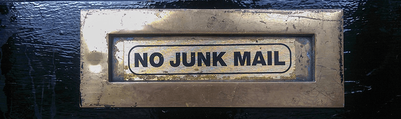 avoid spam traps